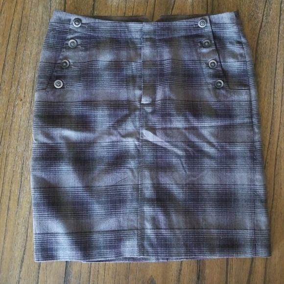 bob timberlake Dresses & Skirts - Bob Timberlake Plaided Skirt